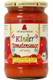 Sos Pomidorowy Dla Dzieci Bezglutenowy Bio 350 G - Zwergenwiese