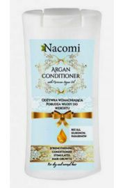 Wzmacniająca Odżywka do włosów z olejem arganowym NACOMI