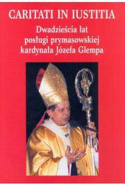 Dwadzie�cia lat pos�ugi prymasowskiej kardyna�a J�zefa Glempa