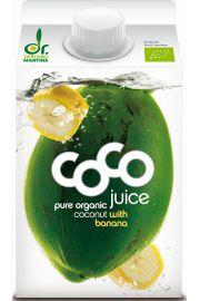 Woda Kokosowa Z Bananem Bio 500 Ml - Coco (Dr. Martins)