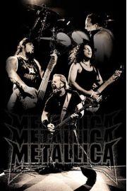 Metallica Koncert - plakat
