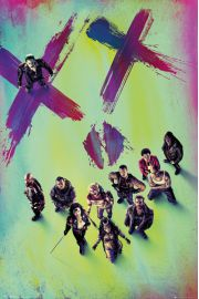 Legion samob�jc�w Suicide Squad - plakat