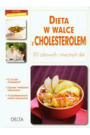 Dieta w walce z cholesterolem