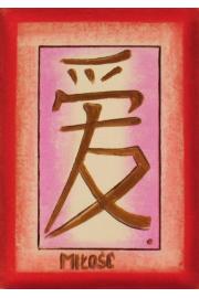 Chiński symbol Miłości