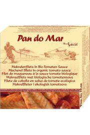 Makrela W Bio Sosie Pomidorowym 525 G - Pan Do Mar
