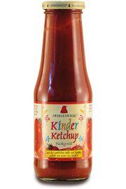 Ketchup Dla Dzieci Bez Dodatku Cukru Bezglutenowy Bio 500 Ml - Zwergenwiese