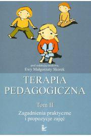 Terapia pedagogiczna t.2 + KS (Płyta CD)