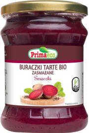 "Buraczki Tarte Zasma�ane ""smaczki"" Bio 450 G - Primaeco"