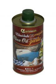 Oliwa z oliwek z dodatkiem czosnku 250ml