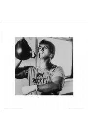 Rocky Worek Treningowy - reprodukcja
