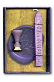 Pieczęć woskowa wiccańska