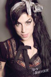Amy Winehouse - plakat