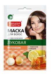 Cebulowa maska do wł. cytryna i miód objętość i wzrost Fitocosmetic