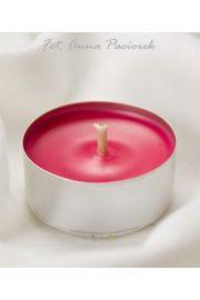 Świeca tealight z wosku pszczelego – różowa