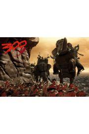 300 Spartan Armia - plakat