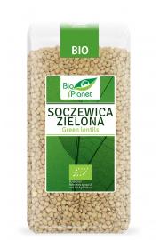 Soczewica Zielona Bio 400 G - Bio Planet