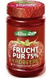 Mus Truskawkowy (75% Owoc�w) Bio 250 G - Allos