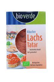 Tatar Z Łososia Bio 125 G - Bio Verde