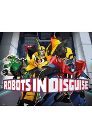 Transformers Roboty - plakat
