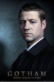 Gotham Gordon - plakat