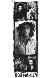 Bob Marley Mix - plakat