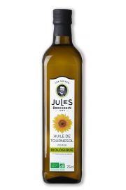 Olej Słonecznikowy Bio 750 Ml - Jules Brochenin
