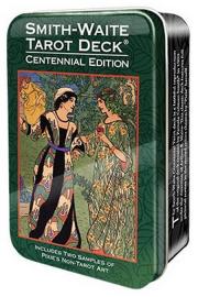 Smith-Waite Centennial Tarot Deck, Rider Waite Tarot wydanie jubileuszowe