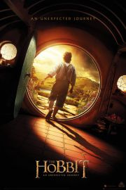 The Hobbit Teaser - plakat