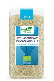 Ryż Jaśminowy Pełnoziarnisty Bio 500 G - Bio Planet