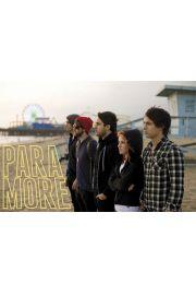 Paramore Plaża - plakat
