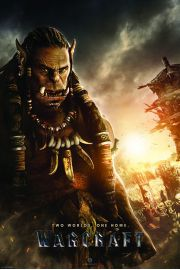 Warcraft Two Worlds, One Home - Durotan - plakat