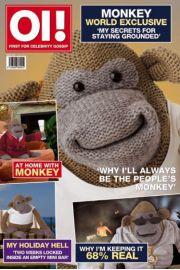 Steez Monkee - Małpa w Magazynie - plakat
