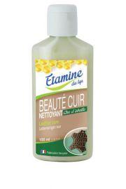 Etamine du Lys, Mleczko do czyszczenia i pielęgnacji wyrobów ze skóry z woskiem pszczelim, 100 ml