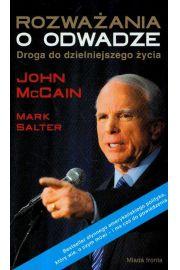 Rozważania o odwadze - McCain John, Salter Mark