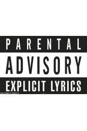 Parental Advisory Hip Hop - plakat