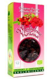 Herbatka Malinowo - Różana Bio 100 G - Dary Natury
