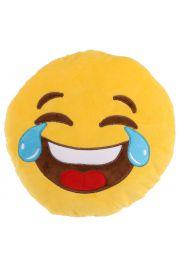 Pluszowa maskotka emotikona - Śmiech
