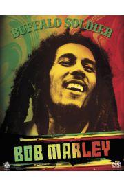 Bob Marley Buffalo Soldier - plakat