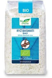 Ryż Basmati Biały Bio 500 G - Bio Planet