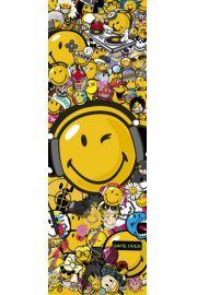 Smiley Uśmiechy - Funny Face - plakat