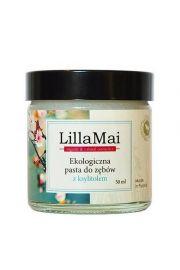 Ekologiczna pasta do zębów z ksylitolem 50 ml Lilla Mai