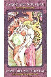 Tarot Art Nouveau - Primavera Tarot - Wielkie Arkana