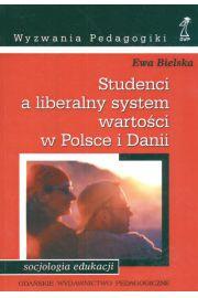 Studenci a liberalny system wart. w Polsce i Danii