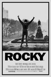 Rocky Balboa Rocky I - plakat