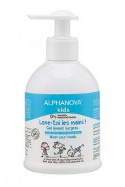 Alphanova Kids, Antybakteryjny żel do mycia rąk, 300ml
