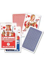 Karty do gry Piatnik 1 talia Club Romme niemieckie