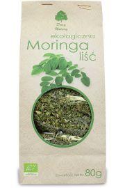 Herbatka Liść Moringi Bio 80 G - Dary Natury