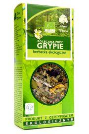 Herbatka Polecana Przy Grypie Bio 50 G - Dary Natury