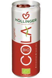 Napój Cola Bio 250 Ml (Puszka) - Hollinger