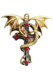 Krzyż ze smokiem